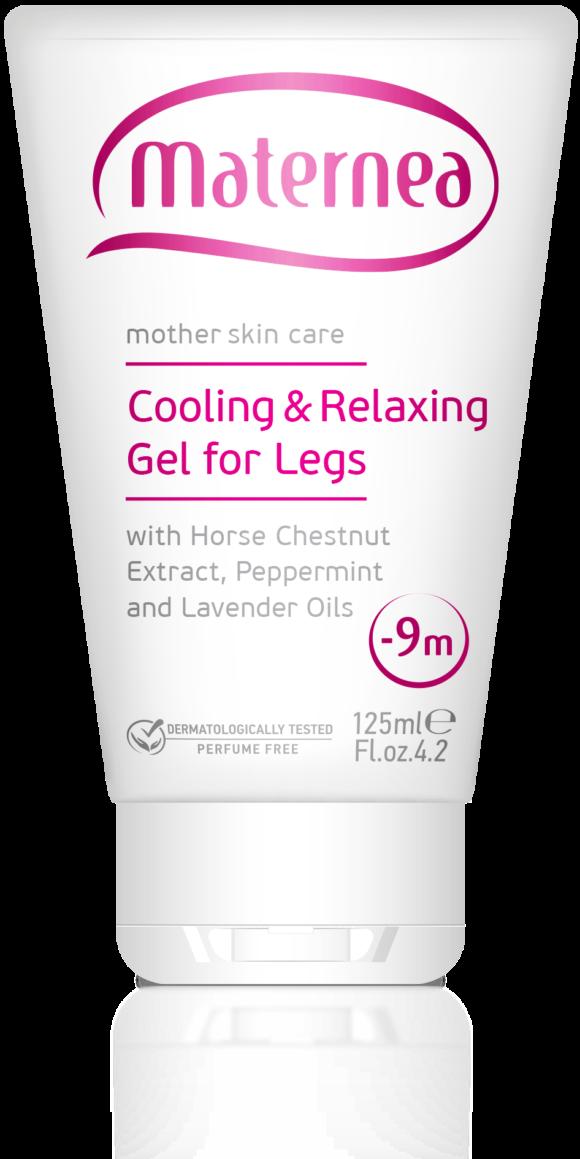 Охлаждающий и успокаивающий гель для ног